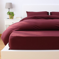 Bedroom On Sale Hot Deal Cotton Knit Bedding Bedding Set [6451770438]