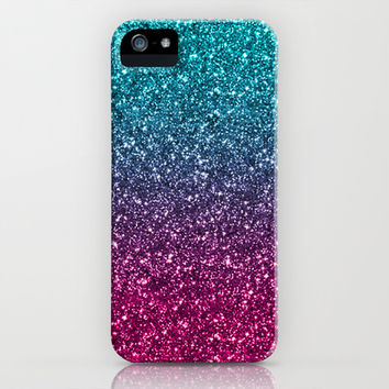 OPAL GLITTER iPhone & iPod Case by Oksana Smith