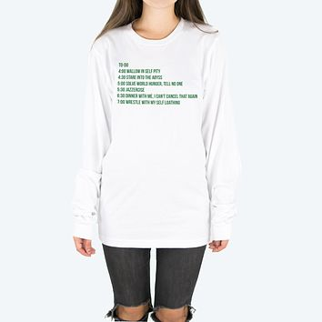 Christmas To-Do List Long Sleeve
