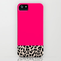 Minimal Leopard iPhone & iPod Case by M Studio