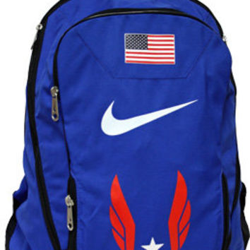 USATF - Online Store - Nike USATF Club Team Nutmeg Backpack