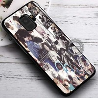 Collage Larry 1D iPhone X 8 7 Plus 6s Cases Samsung Galaxy S9 S8 Plus S7 edge NOTE 8 Covers #SamsungS9 #iphoneX
