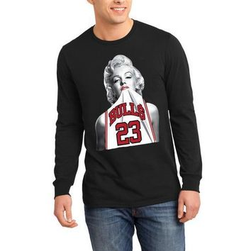 Marilyn Monroe 23 Long Sleeve Shirt