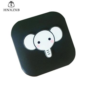 HNXZXB Classics Women Contact Lenses Storage Box Elephant Contact lens Box Eyes Care Kit Holder Travel Washer Cleaner Container