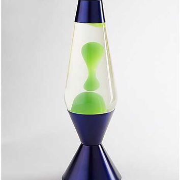 Lava Lamp - 16.3 Inch Neon Green Wax - Spencer's