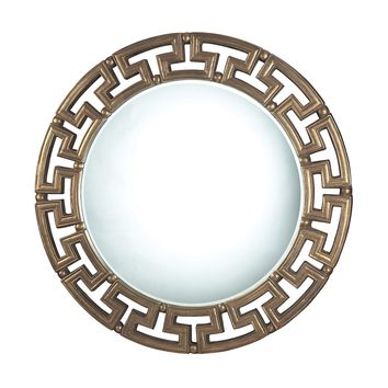 Fairview Beveled Contemporary Mirror