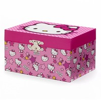 Hello Kitty Musical Jewelry Box
