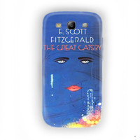 The Great Gatsby Cover Book Cute For Samsung Galaxy S3 Case