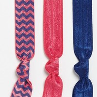 Emi-Jay 'Chevron' Hair Ties (3-Pack)