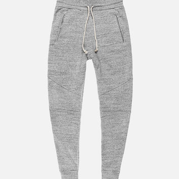 Loopwheel Escobar Sweatpants / Grey