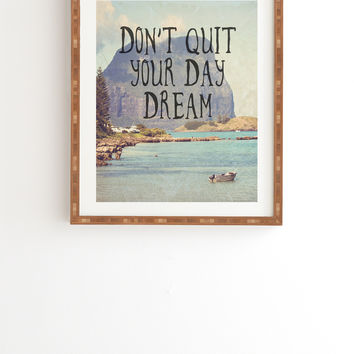 Maybe Sparrow Photography Day Dream Framed Wall Art