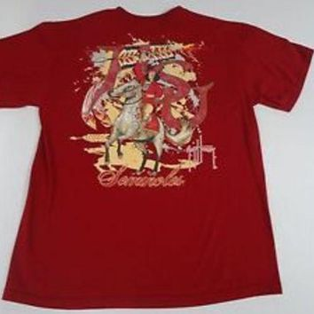 ONETOW NCAA Florida State Seminole Guy Harvey T-Shirt