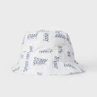 City Printed Bucket Hat
