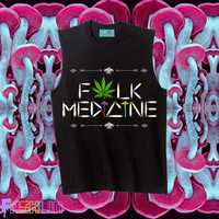 UNISEX Folk Medicine Psychedelic Joint Muscle Tee // fASHLIN