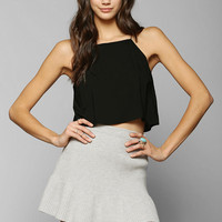 Sparkle & Fade Square-Neck Cami - Urban Outfitters