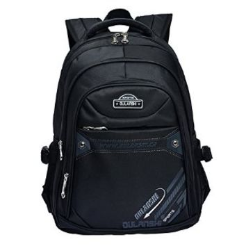 Vere Gloria School Backpack Bags for Teenage Girls Boys, Big Casual Hiking Travel Back Packs for Men Women, 15 Inch Laptop Rucksacks for Primary Middle High School Campus Students
