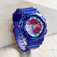 G-Shock S-Series GMAS110HC Blue Watch- Blue One