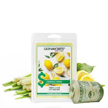 Lemongrass Verbena | Cash Wax Melt®