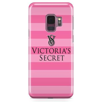 Victoria Secret Logo Samsung Galaxy S9 Case | Casefantasy