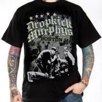 ROCKWORLDEAST - Dropkick Murphys, T-Shirt, Boston