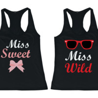 Miss Best Friends Tank Tops