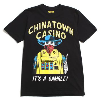Casino T-Shirt Black