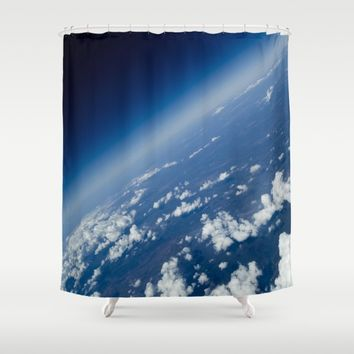 infinite space Shower Curtain by VanessaGF | Society6