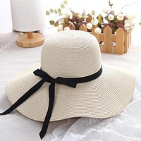 Summer Beach Hat-Multiple Colors