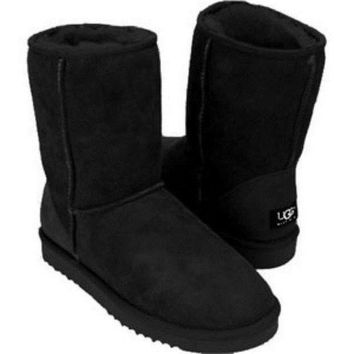One-nice™ UGG Women male Fashion Wool Snow Boots I
