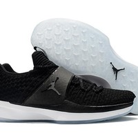 Nike Air Jordan (Black )Training Basketball Shoes