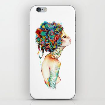 Avalon iPhone & iPod Skin by Charmaine Olivia
