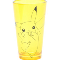 Pokemon Pikachu Pint Glass