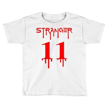 Stranger Things Eleven Toddler T-shirt