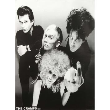 Cramps Import Poster