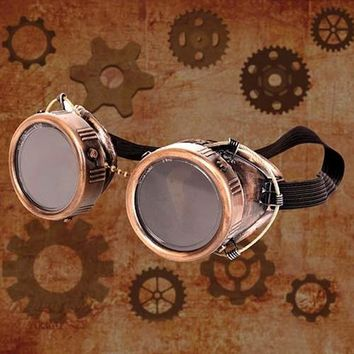 Steampunk Antique Goggles