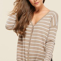 Be Home Top - Taupe