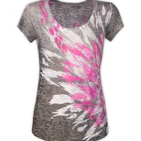 The North Face Women's Shirts & Sweaters WOMEN'S TADASANA SUN RISE TEE