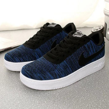 NIKE Fashion Ventilation Platform Old Skool Running Sneakers Sport Shoes