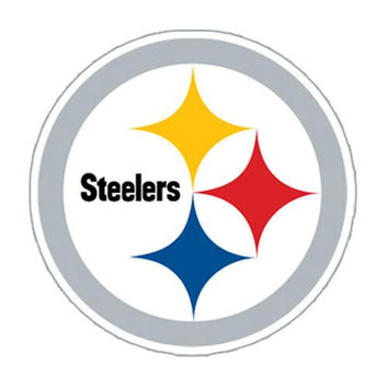 Pittsburgh Steelers NFL Diecut Window Film