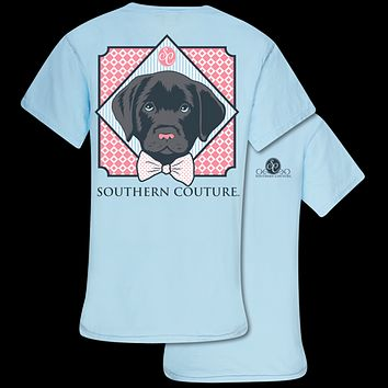 Southern Couture Preppy Lab Comfort Colors T-Shirt