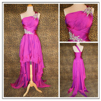 High Low Formal Ball Gown Dress from FancyGirl