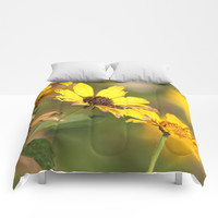 Circle Of Life Comforters by Theresa Campbell D'August Art