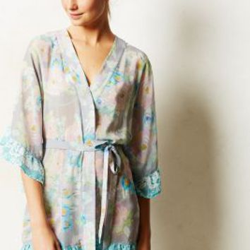 Garden Sketch Robe by Eloise