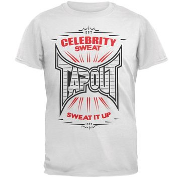 Tapout - Celebrity Sweat Inspiration Mens T Shirt