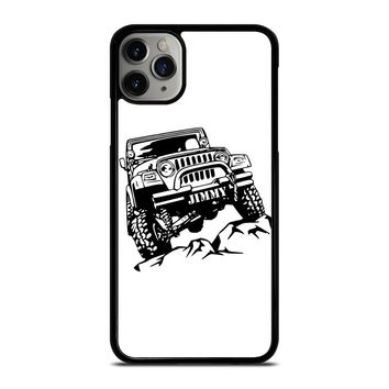 JEEP JIMMY iPhone Case Cover