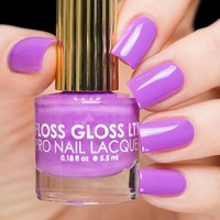 Floss Gloss Lean Nail Polish