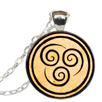 Avatar The Last Airbender Air Nomad Necklace