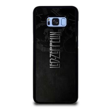 LED ZEPPELIN LYRIC Samsung Galaxy S8 Plus Case Cover