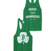 Boston Red Sox St. Patrick's Day Tank