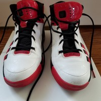 Adidas T-Mac Formotion White/Red/Black Men's Basketball Shoes Size 12
